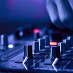 Premier Disco Mixer Background
