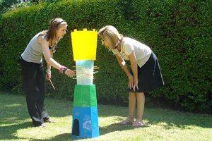 Hire Giant Ker Plunk Garden Game