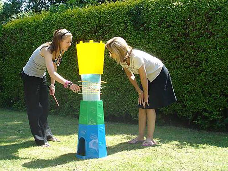 Hire Giant Ker Plunk Garden Game