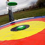 Premier Disco Frisbee Games