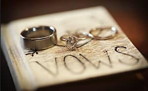 Wedding Vows Premier Disco
