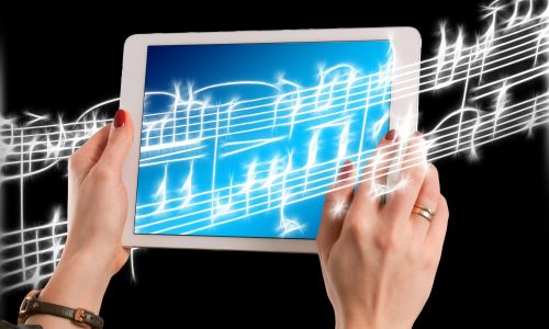 iPad DJ premier disco wedding dj