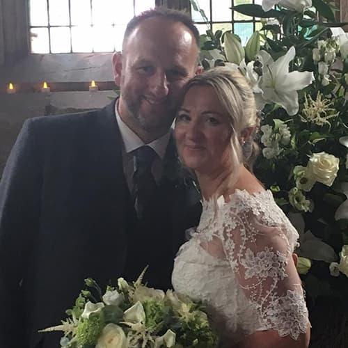 Premier Wedding DJ Happy Couple