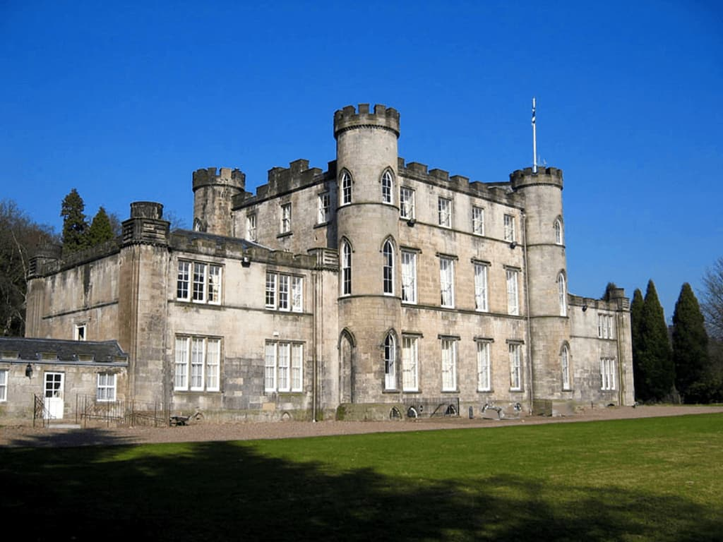 Premier Disco at Melville Castle