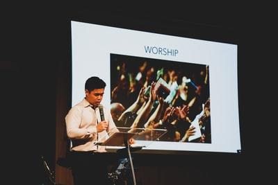 Corporate presentations with Premier Disco