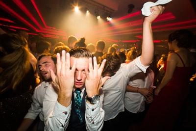 Premier Disco Corporate Party