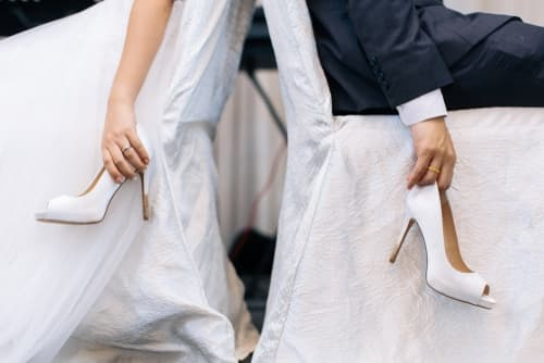 Premier Disco Wedding Shoe Game