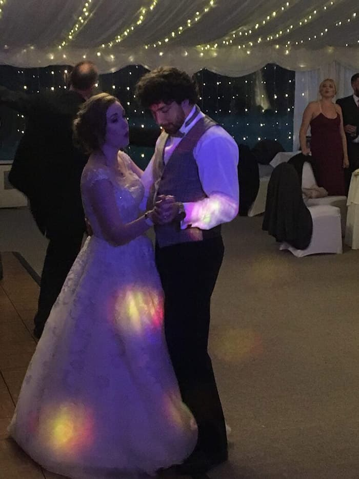 Trendy Couples first dance Premier Disco
